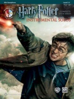 Selections from Harry Potter complete Film series - arrangiert für Altsaxophon - mit CD [Noten / Sheetmusic] Komponist: WILLIAMS JOHN aus der Reihe: INSTRUMENTAL SOLOS (8830 Serie)