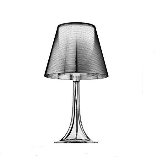 Flos Miss K T lámpara E27, 70W, alluminato Plata