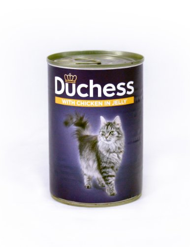 Duchess Complete Meat Selection in Jelly Wet Cat Food, 12 x 400 g 4