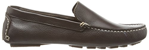 Hush Puppies Monaco_mt, Herren Slipper Braun (Brown Leather)