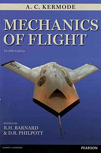 [(Mechanics of Flight)] [By (author) A.C. Kermode ] published on (December, 2012)