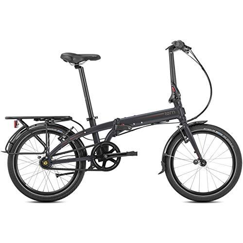 Tern Faltrad Link D7i Fahrrad 7 Gang 20 Zoll Alu Nabenschaltung Shimano Ständer Gepäckträger, CB19PFDO07HMRRH23