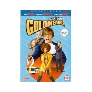 Austin Powers in Goldmember [DVD] [2002]