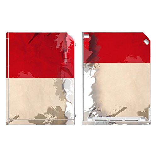 Disagu Design Skin für Nintendo Wii stehend Design Folie - Motiv Monaco -