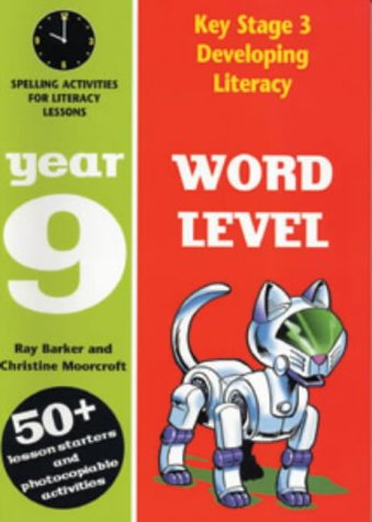 Word level : spelling activities for literacy lessons