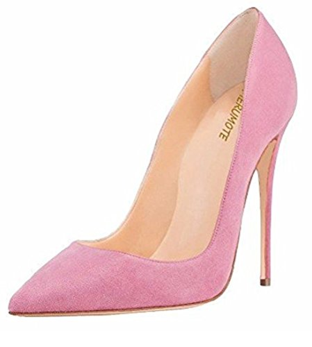 HarrowandSmith  Ammahs1, Escarpins femme Rose - rose