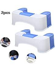 Shuban Plastic Adult Footstool Pregnant Woman Toilet Squat Stool