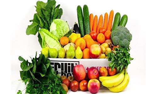 Obst- und Gemüsekiste - Fruitletbox Classic Jumbo (18 kg)
