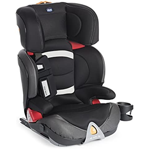 Chicco Oasys Evo 2–3FixPlus asiento auto Black Night
