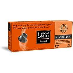 100cápsulas de Nespresso 100% biodegradables