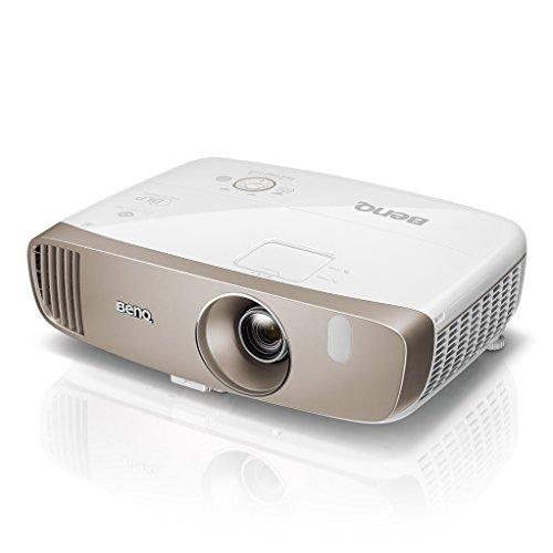 BenQ W2000 3D Heimkino DLP-Projektor (Full HD Beamer, 2.000 ANSI Lumen) Weiß - 2