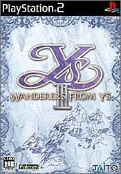 Ys III Wanderers from Ys [Limited Edition][Japanische Importspiele]