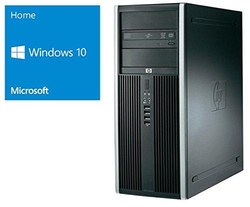 Büro Computer/Internet PC | Intel Core i3-540 @ 3,06 GHz | 8GB DDR3 RAM | 120GB SSD | DVD-Laufwerk | Windows 10 Home (Zertifiziert und Generalüberholt) ()