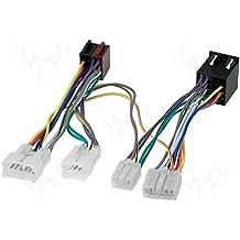 G.M. Production–BT Toy–Cable pasivo para montar un manos libres Bluetooth (Parrot, Bury o similares) en todas las radios y navegadores de serie a ISO para Toyota y Lexus Daihatsu, Comprobar fotos y detalles de compatibilidad