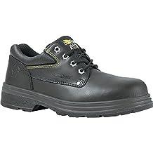 Zapatillas de seguridad baja S3 Mustang Foxter SRC, Negro (negro), 44