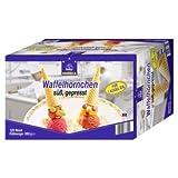 Horeca Select Eistüten gepresst, 120 Stück