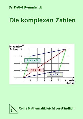 Die komplexen Zahlen - leicht verständlich (Mathematik leicht verständlich 8)