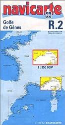 Carte marine : Golfe de Gênes