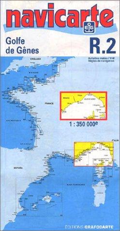 Golfe de Genes-Hyeres-Calviile d'Elbe par Collectif