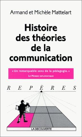 Histoire des thories de la communication