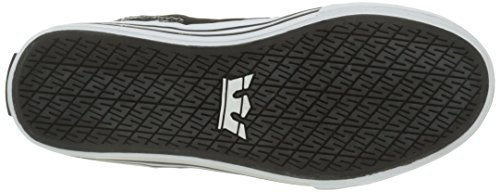 Supra Unisex-Erwachsene Skytop Classic Sneaker Schwarz (BLACK /  CROC - WHITE 089)