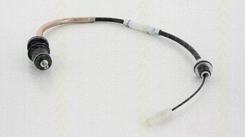 Triscan 8140 17203 Tirette à câble, commande d'embrayage