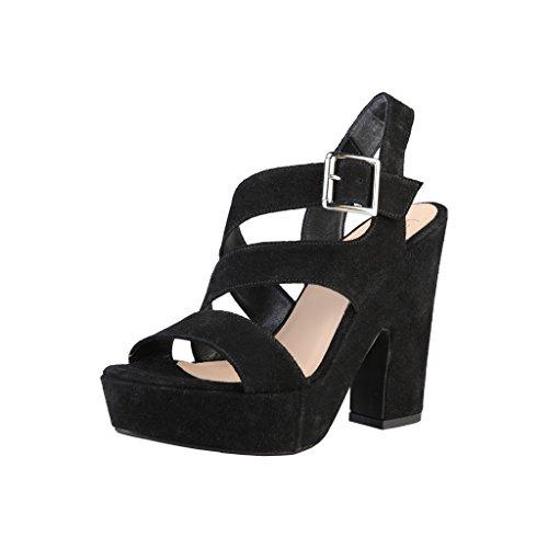 Sandales V 1969 Noir
