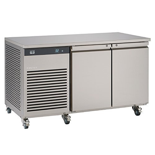 Foster Eco Pro 2 Door Bancone Carne Frigo 280Ltr (R134a Porta Di Servizio)