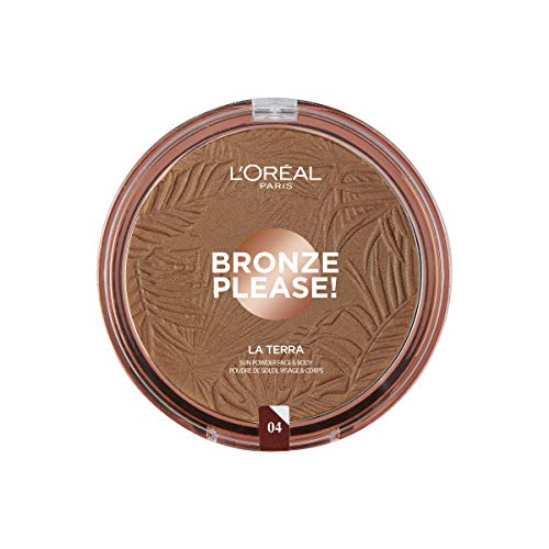 L'Oreal Paris Make-up Designer Polvo Bronceador Glam