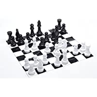 Garden Games LTD - Juego gigante de ajedrez (802)