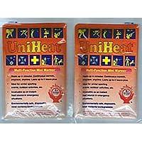 Mini Warmer Heat Packs - Twin Pack x10