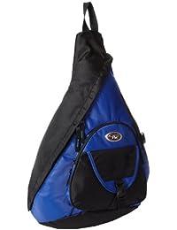 Calpak Sling Messenger Black 18-inch Sling Style Backpack