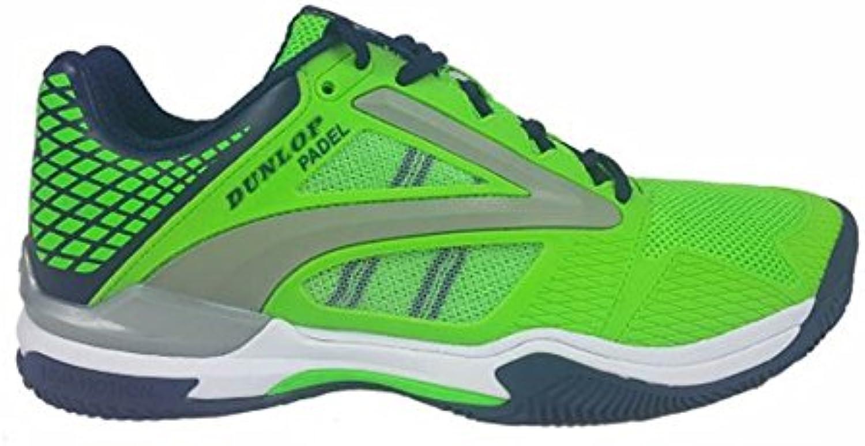 Dunlop Zapatillas Tenis/Padel Extreme Verde Hombre  -