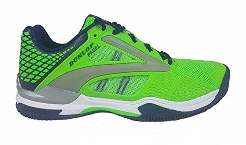 Dunlop Zapatillas Tenis/Padel Extreme Verde Hombre (46)