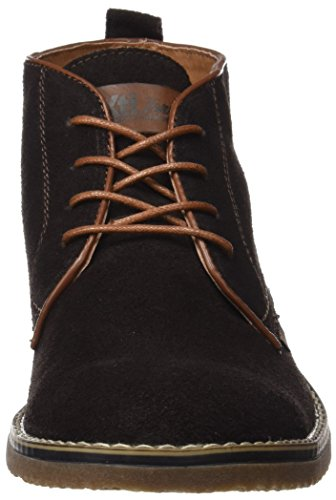 Xti 047071, Oxford homme Marron (marron)