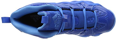 Adidas Performance Crazy 8 chaussure de basket, clair Onix, 6,5 M nous Blue/Collegiate Royal/Ray Blue Fabric