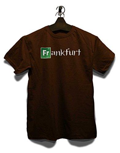 Frankfurt T-Shirt Braun