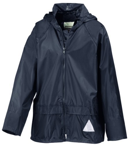 Kids / Childrens waterproof jacket and trouser suit Test