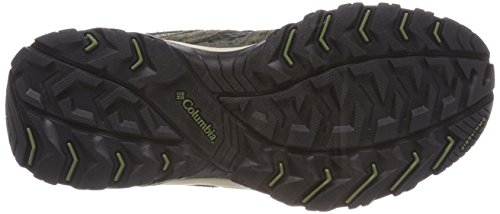 Columbia Damen Canyon Point Trekking-& Wanderhalbschuhe Grau (Dark Moss, Zuc)