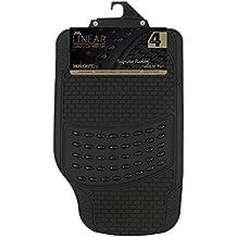 JVL Rubber Luxury - Confezione di quattro tappetini auto in gomma - Gomma Car Mats