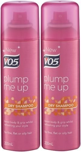 2-x-200ml-vo5-plump-me-up-dry-shampoo-plump-it-up-adds-body-refreshes-hair