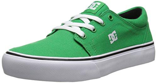 DC Shoes Adbs300084, Chaussures de Gymnastique Garçon - Vert - Verde (Vert (Fern)), 36,5 EU EU