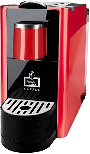 Leysieffer-Kaffee KM-0101075 Premium Kapselmaschine rot thumbnail