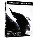 Maleficent: Signora Del Male 4K Steelbook (2 Blu Ray)