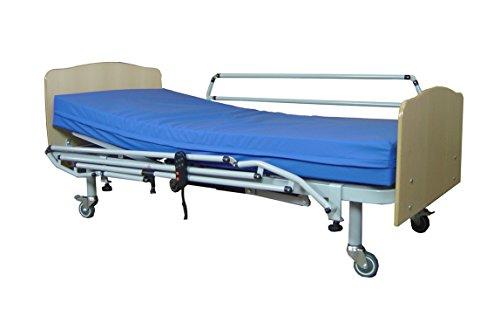 SERMAHOME- Cama Articulada 90 x 190. Incluye colchón