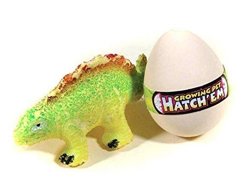 6 Magische Dinosaurier Eier , wachsender und schlüpfender Dino , Ei Mitgebsel Kindergeburtstag