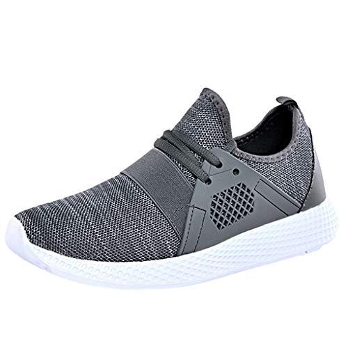 più foto 549a3 04fac Selou- Sneakers da Uomo, 2019 Moda Uomo Scarpe Autunnali Nuove Scarpe  Sportive Marea Bianca Scarpe Casual Casual Sneaker Sportiva All'Aperto