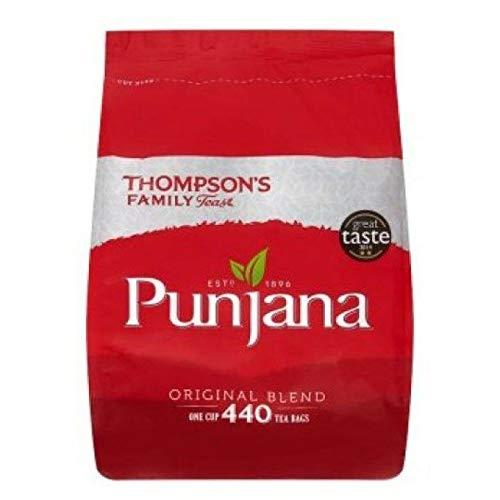 Punjana Tea Bags - 440 one cup tea bags
