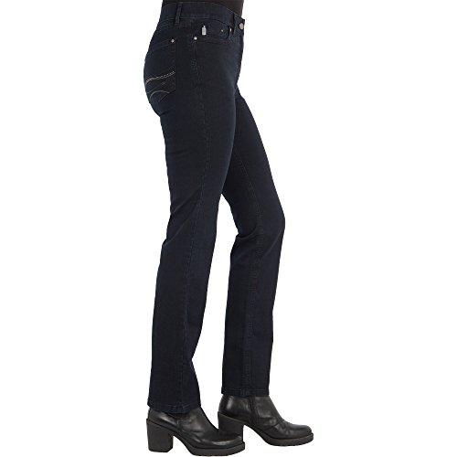 Zerres Damen Jeans Cora Comfort Fit 06 DARKBLUE
