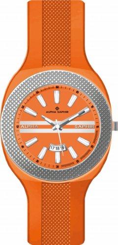 Jacques Lemans 373G - Reloj analógico Unisex de Silicona